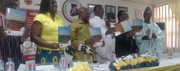 The church in Ghana speaks out on the issue of land grabbing