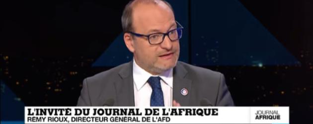 Rémy Rioux :