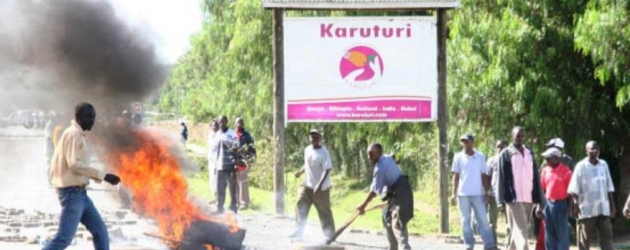 Indian lender finally puts Karuturi on the market