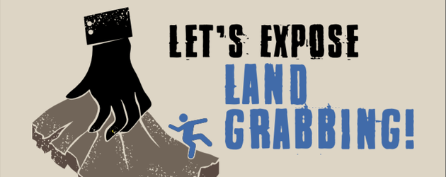 The future of Uganda is in danger: Stop land grabbing!
