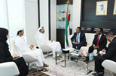 UAE Ministry of Economy explores agricultural investment opportunities with Ethiopia