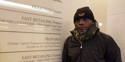 RDC : le militant de la cause des Pygmées, Jean-François Mombia, retenu à Roissy