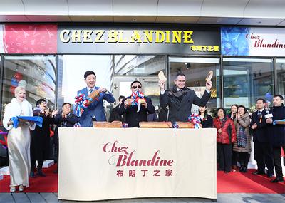 Avec ses champs français, Monsieur Hu se rêve en roi de la baguette en Chine