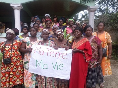 Cameroon: Urban and Rural Activists Against Industrial Plantations' Abuses Towards Women