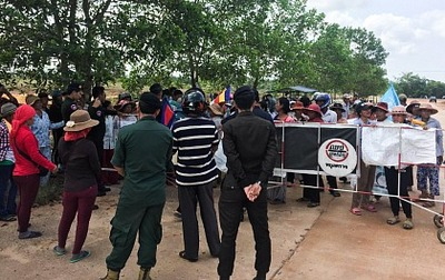 Koh Kong communities protest sugar land concessions