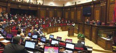 Les citoyens étrangers n'auront pas le droit de posséder des terres agricoles en Arménie