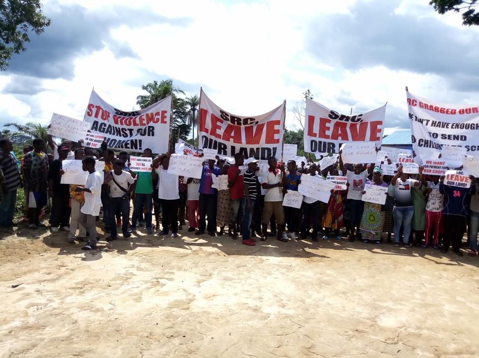 farmlandgrab org | Liberia: Locals accuse Salala Rubber