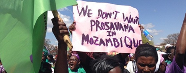 """NO to ProSavana Campaign"": Mozambicans seek regional solidarity"