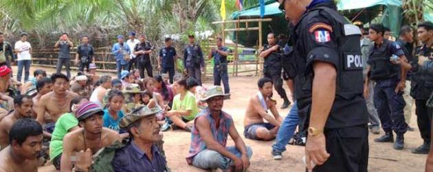 85 squatter farmers face arrest
