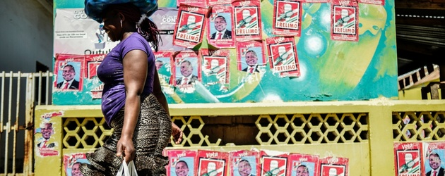 Mozambique heads to polls amid claims of Chinese landgrabs – in pictures