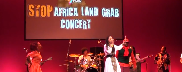 Hanisha Solomon's rousing tribute to the fight against land grabs in Africa