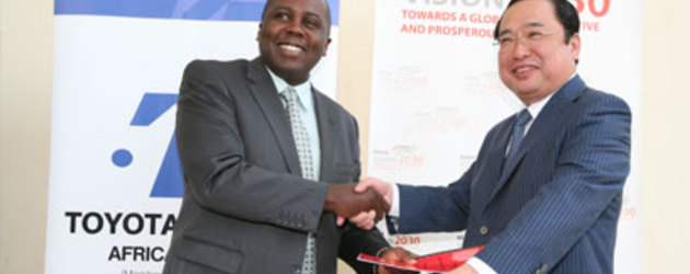 Amatheon partners Toyota Tsusho in $10m Zambia project