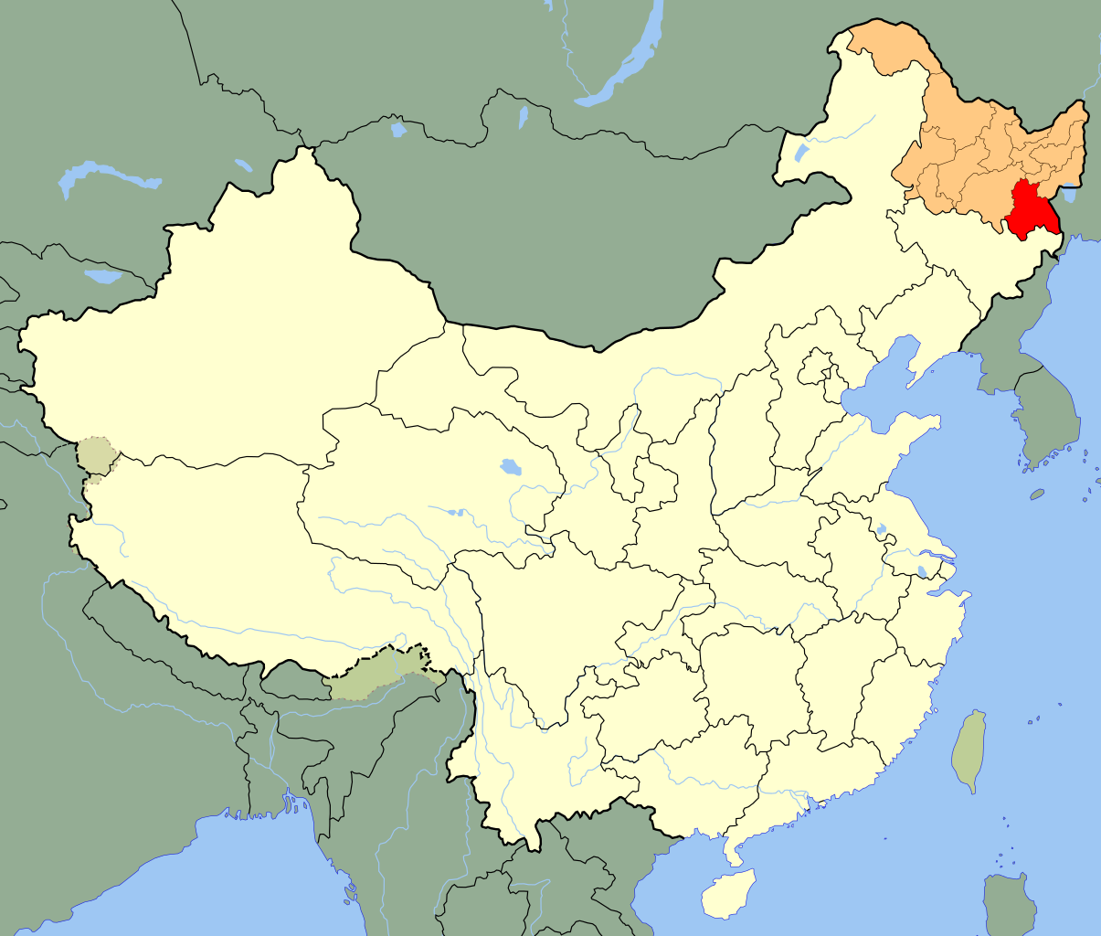 Farmlandgraborg Cowpower Dairy Farm In China To Feed - Us map in chinese