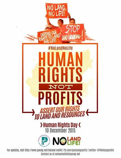 farmlandgrab org | #NoLandNoLife | Peasant, indigenous groups file